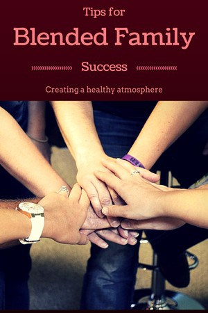 Bringing two families together comes with many new challenges, especially for kids. Check out our tips for creating a healthy atmosphere in a blended family