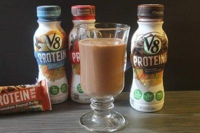 V8 Protein