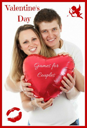 Fun flirty valentine 39 s day games for couples for Valentines ideas for couples
