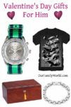 These perfect Valentine's Day Gifts For Him will leave the man in your life happy and feeling loved this year! He'll love the unique gift ideas!
