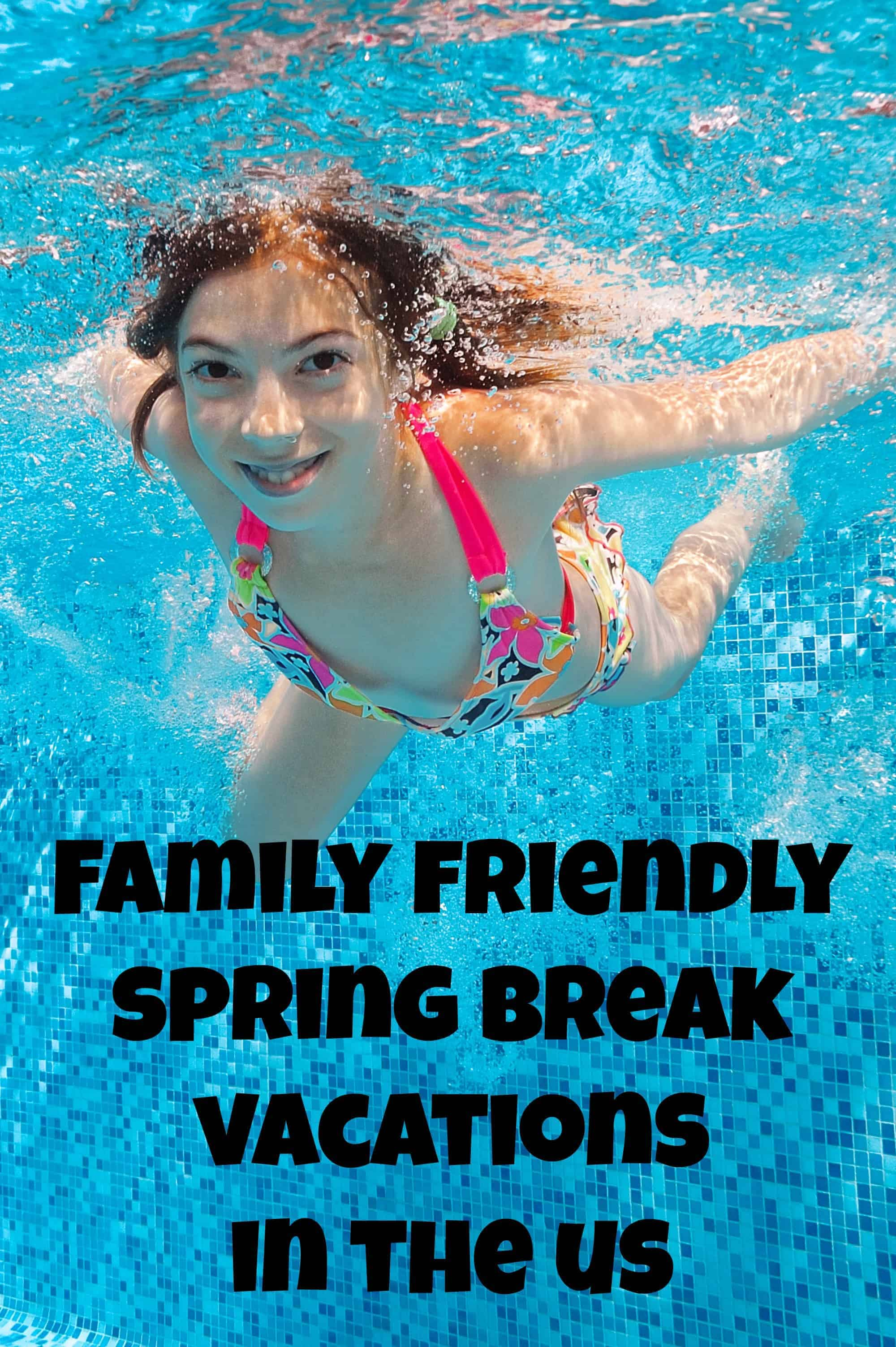 Family Vacations Best Spring Break Destinations for Families