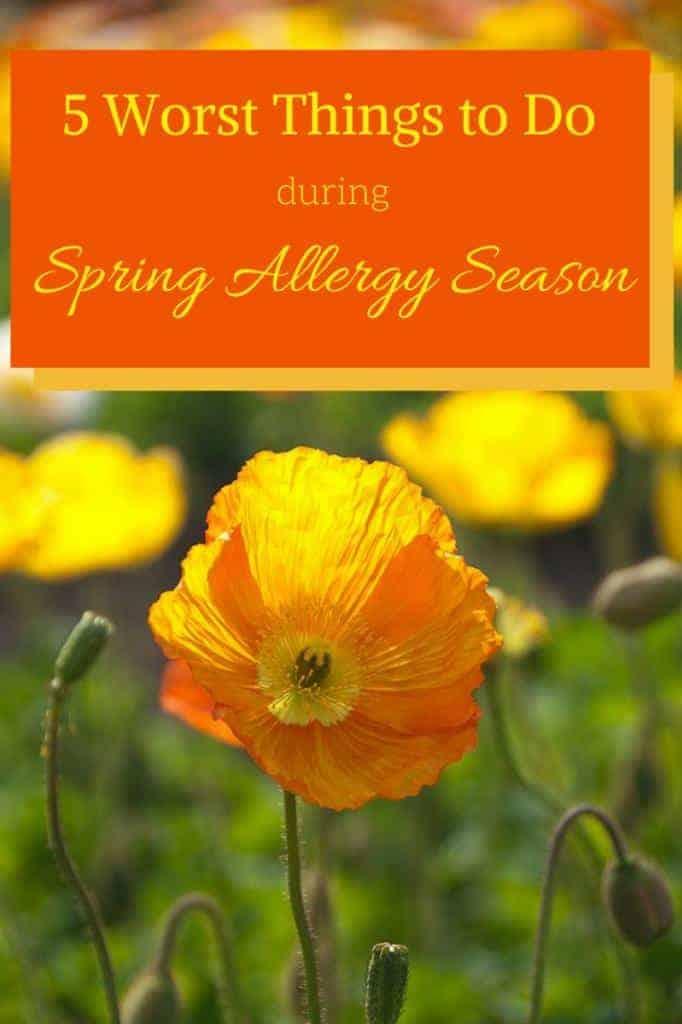 5-worst-things-spring-allergy-season