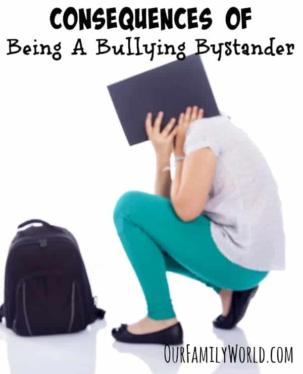 Consequences Of Being A Bullying Bystander