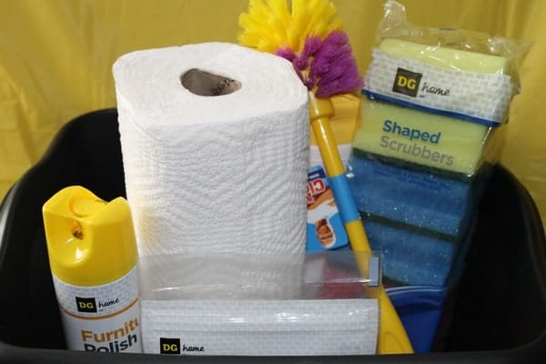 Spring Cleaning Essentials from Dollar General