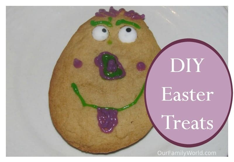 Don't let that fuzzy bunny bust your budget this year! Instead, check out these adorable DIY Easter basket treat ideas that the whole family will love!