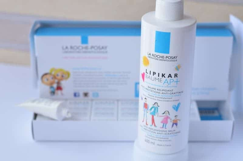 Dry, itchy skin making it difficult to enjoy your favorite outdoor activities? See how La Roche-Posay Lipikar Baume AP+ helped my daughter enjoy winter!
