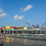 What to do on a Family Vacation in Texas: Galveston Island Historic Pleasure Pier
