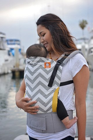 Stylish & Comfortable Front And Back Carriers For Toddlers