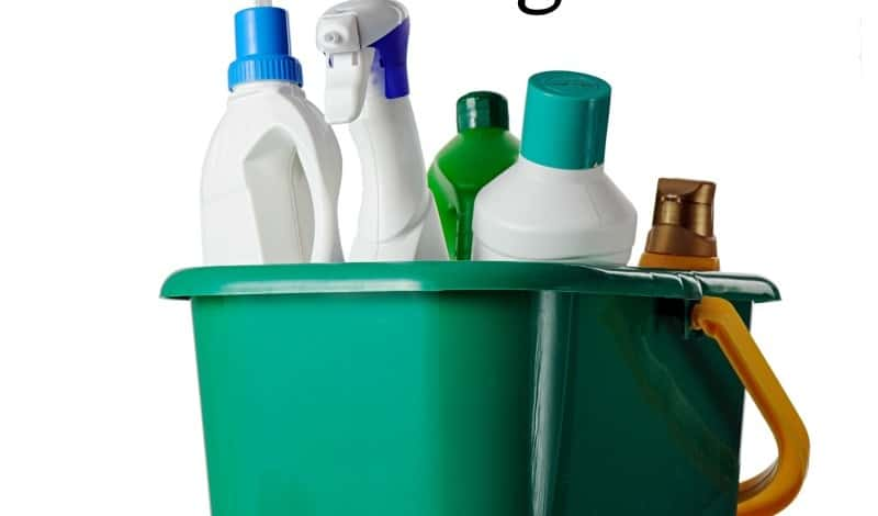 Safe Cleaning Products To Use While Pregnant