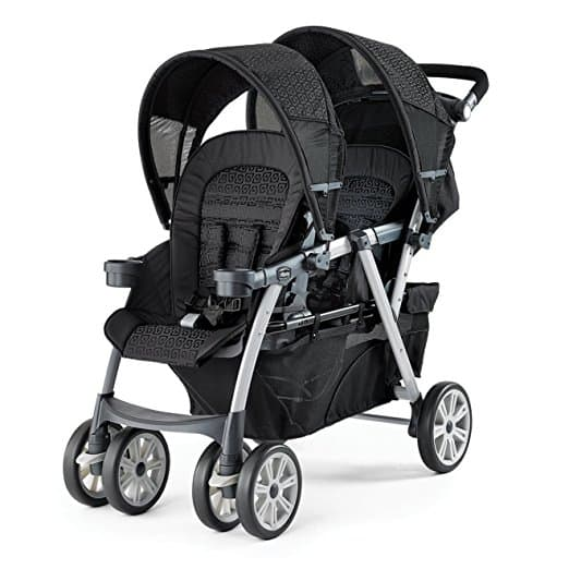 best-double-strollers-infants-toddlers