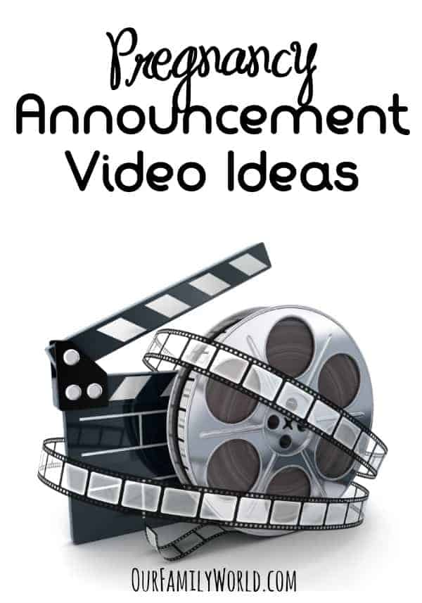 Check out these fun & easy Pregnancy Announcement Video Ideas to share your good news with family & friends! Make your announcement really original!