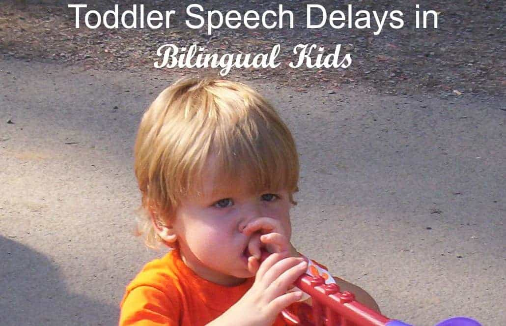 How To Handle A Toddler Speech Delay In Your Bilingual Child
