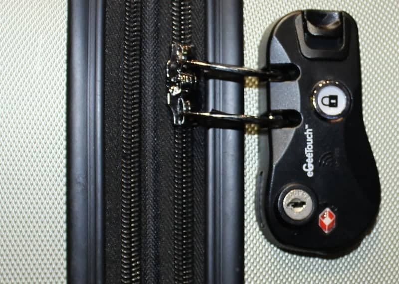 Protect Your Travel Gear with eGeeTouch Smart Luggage Lock