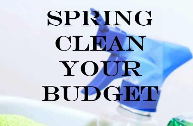 Money Tips: How to Spring Clean your Budget