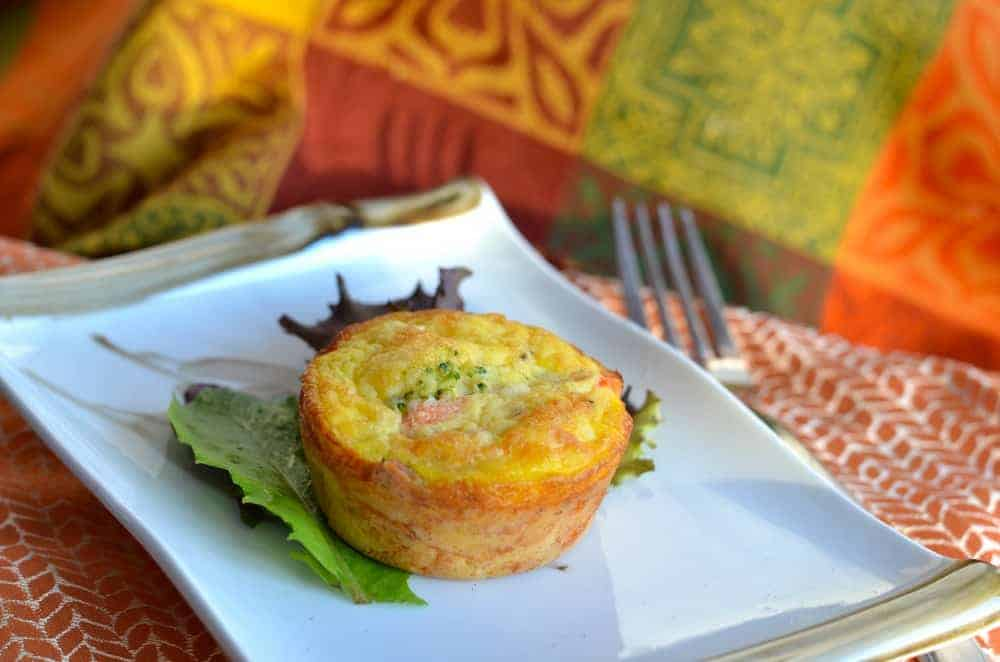 Easy & Yummy Chicken & Vegetables Muffin Recipe for Kids