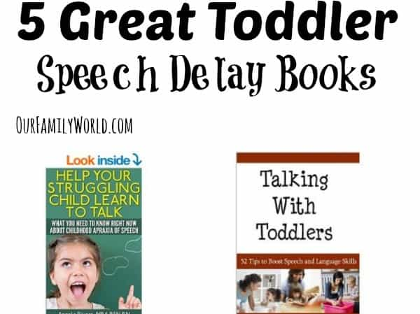 help with speech delay toddler