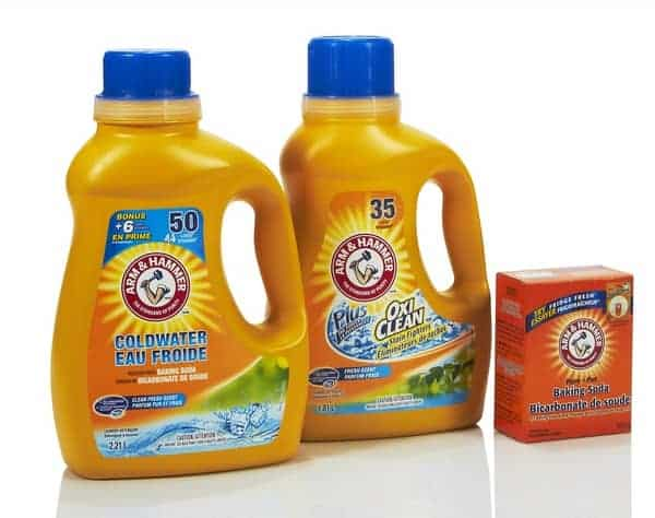 April Showers Bring May Flowers...and Lots of Mud! Check out a few tips for keeping your home and laundry smelling fresh and clean with Arm & Hammer!