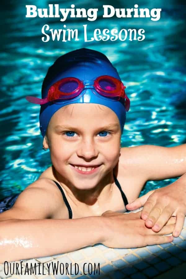 Looking for bullying facts on how often bullying during swim lessons occurs? How about how to deal with it? Check out our tips & facts to learn more!