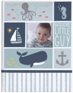 Carters Under The Sea Baby Book