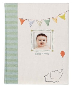 GR Gibson Made With Love Baby Memory Book