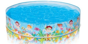 Intex Beach Days Kids Snapset Pool Set Best Backyard Pool For Every Budget