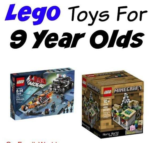 Toys For 9 Year Olds : Toys for nine years