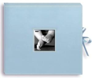 Pioneer Leatherette Baby Memory Book