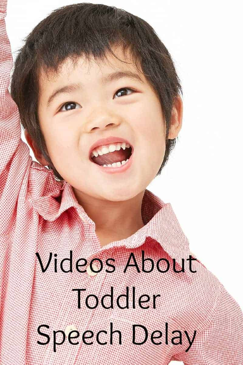 Get expert advice, tips from real moms and more in these great toddler speech delay videos. Learn from those who have gone through it before.