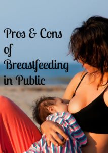 an essay on the issues on breastfeeding a child in public places
