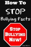 "If your looking for ""how to stop bullying facts,"" we have you covered. These facts will help you in your mission to put an end to the bullying epidemic."