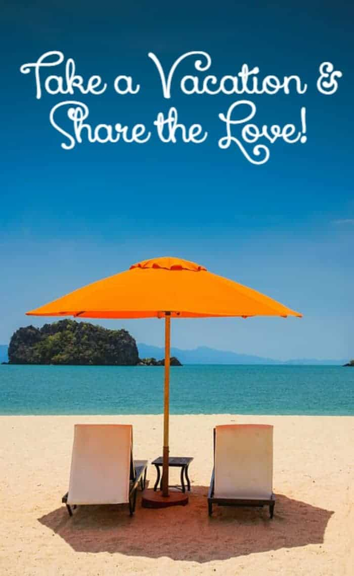 """This summer, take a vacation and share the love with the IHG® Rewards Club """"Share Forever"""" program! You'll earn points for your stay + points to share!"""