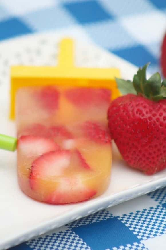 Do you have a favorite frozen dessert recipe for Canada Day? Tell us ...