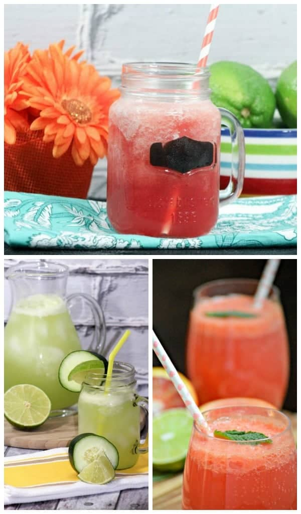 Between Memorial Day, Father's Day, graduation parties and all the summer barbecues in the backyard, you're going to need plenty of delicious drink recipes this summer!