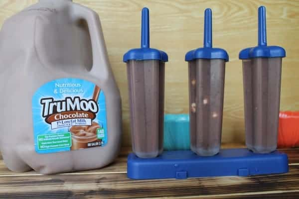 Last Day of School Fun with Mixed-Up TruMoo Double Chocolate Pudding Pops #TruMoo