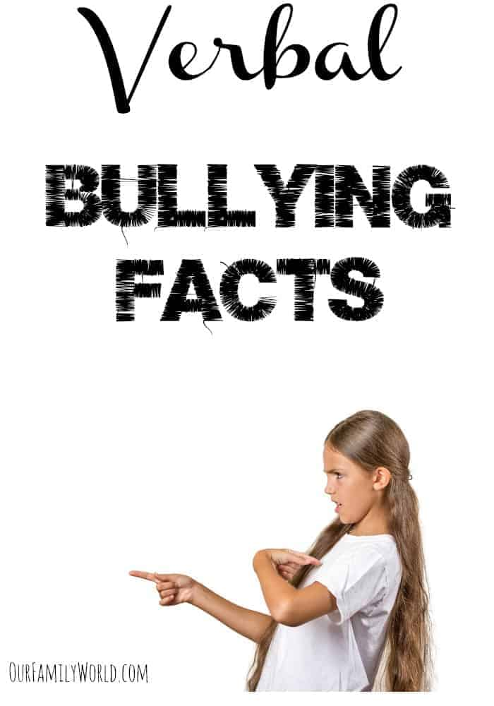 verbal bullying Bullying report yvette cantu bshs 325 monday, june 09, 2014 today we will be discussing bullying what is bullying you ask bullying is defined as situations.