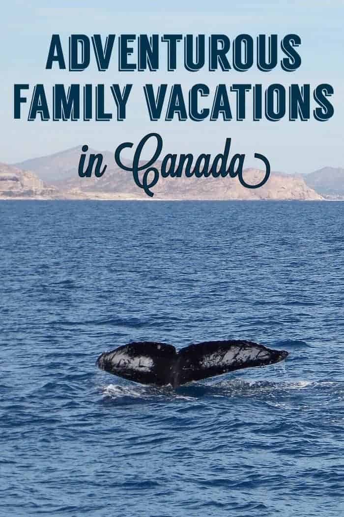 This May Weekend- and all summer long- plan a few fun adventurous family vacations in Canada and make exciting memories that will last a lifetime! Check out a few of our favorite travel destinations!