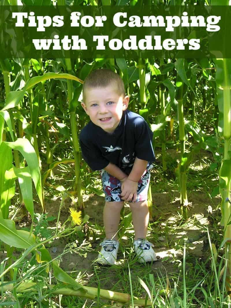 Looking for awesome tips for camping with toddlers? We have you covered! Check out what to pack, how to make it work and how to have a fantastic time!