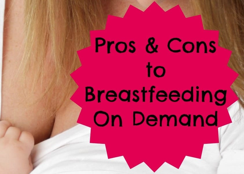 the pros and cons of breastfeeding an infant Breastfeeding lowers your baby's risk of having asthma or allergies plus, babies who are breastfed exclusively for the first 6 months, without any formula, have fewer ear infections , respiratory.