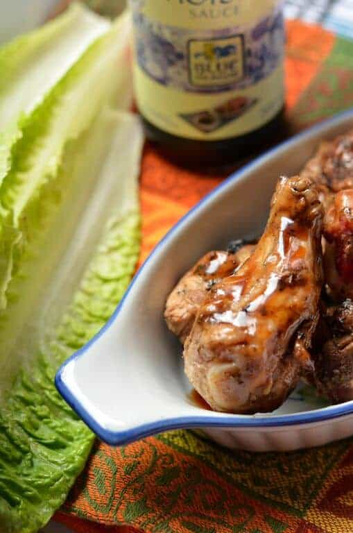 Looking for a delicious BBQ Chicken Wings recipe for all those summer cookouts? Our recipe, made with Hoisin sauce, will definitely earn you praise!