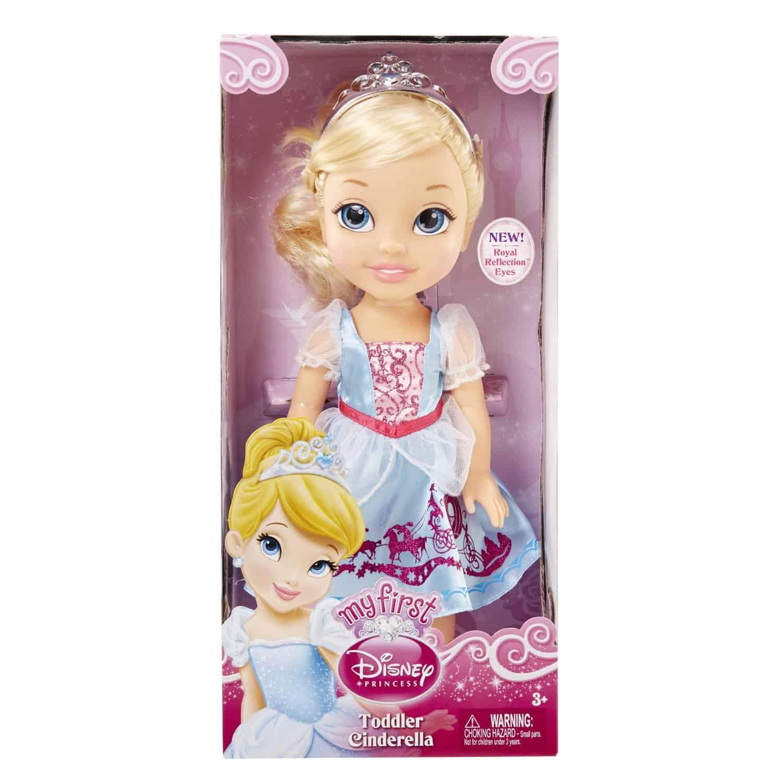 Disney Princess Toddler Doll Cinderella: My First Disney Princess: Cinderella Toddler Doll Giveaway