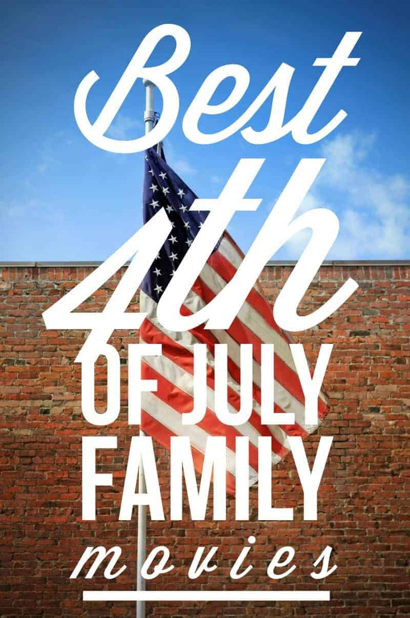 Looking for the best family movies to watch on the 4th of July? These movies celebrate either the birth or the spirit of our nation in action-packed ways!