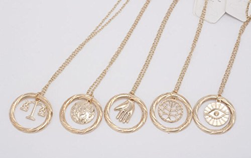 Must Have Back To School Accessories Divergent necklace