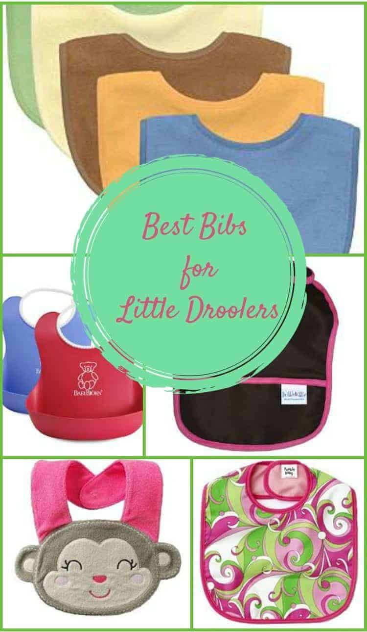 Don't want your teething baby to ruin all her good clothes? Check out our picks for the best bibs for drooling baby. They're both stylish and functional!