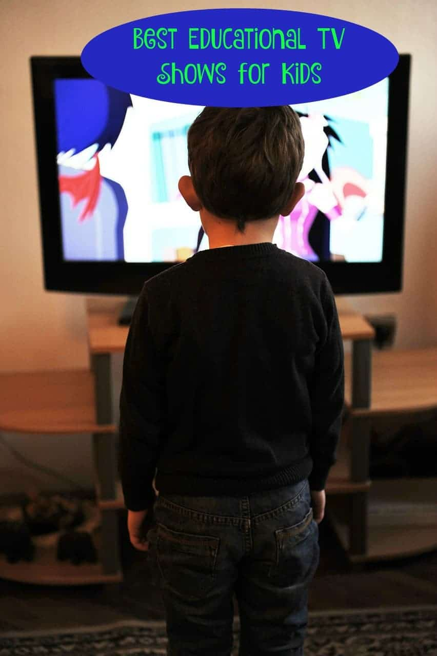 Not all kid's shows are created equal. You want something that is entertaining yet educational. Here are some of the best educational TV shows for kids.