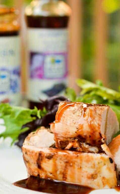 These BBQ hacks will help you make my juicy grilled chicken breast recipe taste even more amazing than ever, especially when you use Hoisin Sauce!