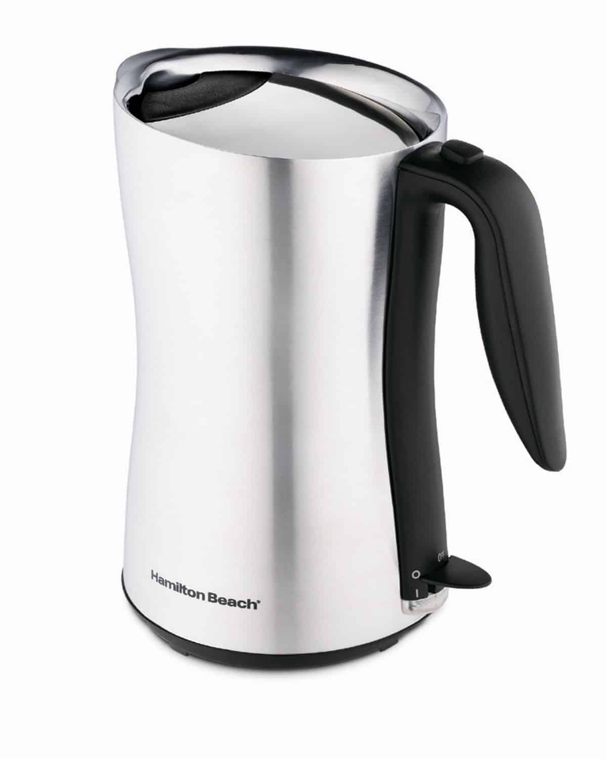 Hamilton Beach Cool Touch 8-Cup Cordless Electric Kettle