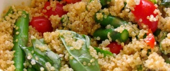 Quinoa Salad Labor Day Party Recipes