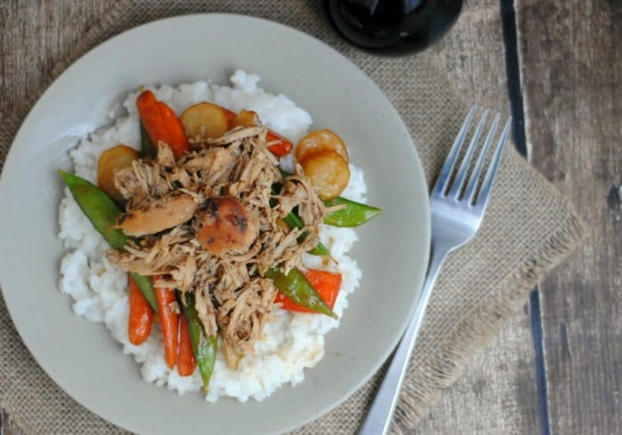 Slow Cooker Teriyaki Chicken Cheap Healthy Meals For Large Families