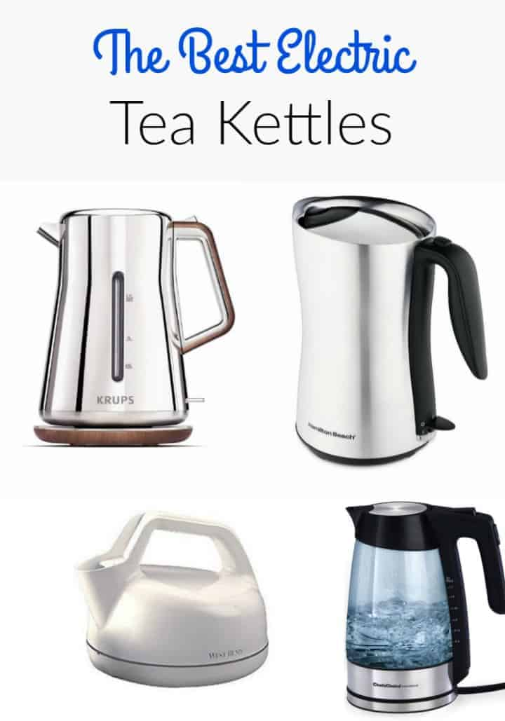 Electric tea kettles make life easier. They boils fast & are the perfect temperature for tea. But how do you choose the best one? Check out our tips!