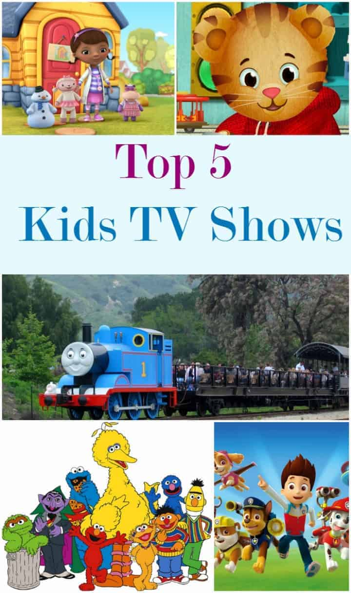 Shows now are a lot different than when we were kids! Check out our picks for the 5 top kids TV shows of today!